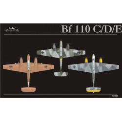 Bf 110C/D/E Royal Class -...