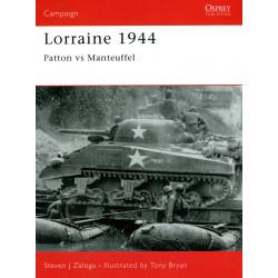 Lorraine 1944 - Patton vs...