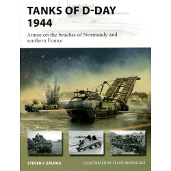 Tanks of D-Day 1944: Armor...