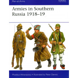 Armies in Southern Russia...
