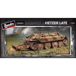 Bergepanzer 38 Hetzer Late