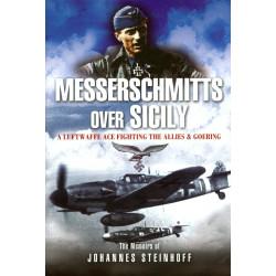 Messerschmitts over Sicily...