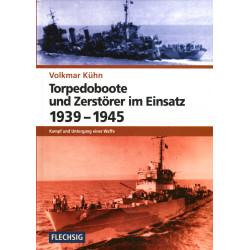 Torpedoboote und Zerstörer...