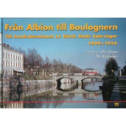 Från Albion till Boulognern...