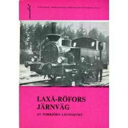 Laxå-Röfors Järnväg