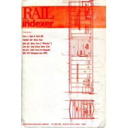 Rail Data Indexer Vol.1, Set 4