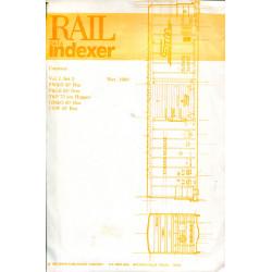 Rail Data Indexer Vol.1, Set 5