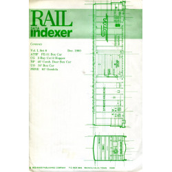 Rail Data Indexer Vol.1, Set 6
