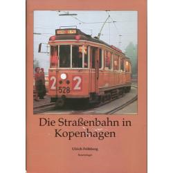 Die Strassenbahn in Kopenhagen