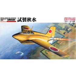 """Mitsubishi J8M1 """"Shusui""""..."""