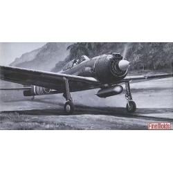 Nakajima Army Figher Ki-43...