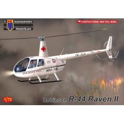 "Robinson R-44 Raven II ""Civil"""