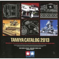 Tamiya 2013 Catalogue