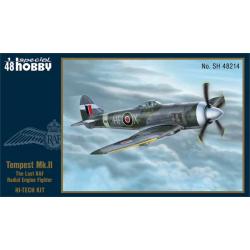 Hawker Tempest Mk.II The...