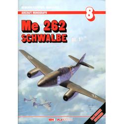 Monographs 8: Me 262...