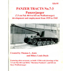 Panzer Tracts No.7-3:...