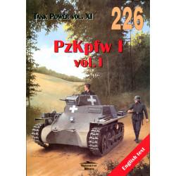 Tank Power 226: PzKpfw I vol.1