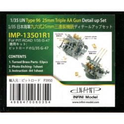 Type 96 25mm Gun Detail Up Set