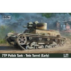 Polish Tank 7TP - Twin...