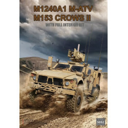M1240A1 M-ATV (M153 CROWS...