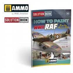 Solution Book. WWII RAF...