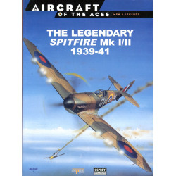 The legendary Spitfire Mk...