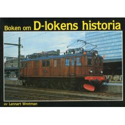 Boken om D-lokens historia