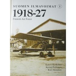 Suomen Ilmavoimat 1918-27...