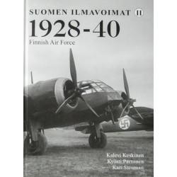 Suomen Ilmavoimat 1928-40...