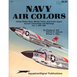 Navy Air Colors: United...