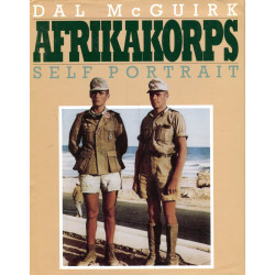 Afrikakorps Self Portrait