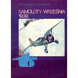 Samoloty Wrzenia 1939