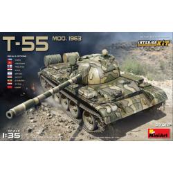 Soviet Medium Tank T-55...