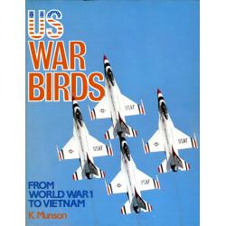 U.S. War Birds : From World...