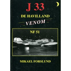 J 33 De Havilland Venom NF 51