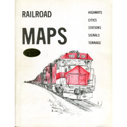 Railroad Maps: The West