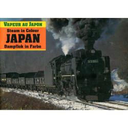 Vapeur Au Japon - Steam in...