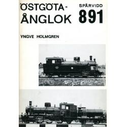 ÖSTGÖTA-ÅNGLOK Spårvidd 891