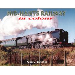 Mid - Hants Railway in Colour