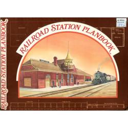 Railroad Station Planbook