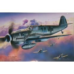 Messerschmitt Bf109G-6/AS...