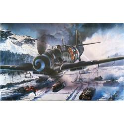 Messerschmitt Bf 109G-14/R1...