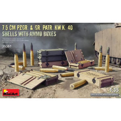 7.5cm PzGr. & Gr. KwK 40...