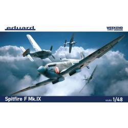 Spitfre F Mk.IX WEEKEND...