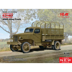 WWII Army Truck G7107
