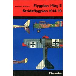 Flygplan i färg 5:...