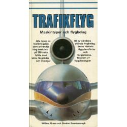 Trafikflyg : maskintyper...