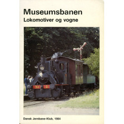 Museumsbanen: Lokomotiver...