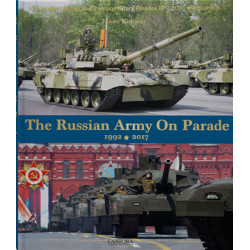 THE RUSSIAN ARMY ON PARADE...
