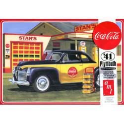 Coca-Cola '41 Plymouth...